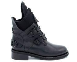 Зимние ботинки на низком ходу 11-2506 - фото
