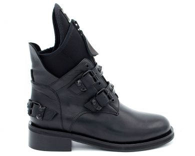 Ботинки на низком ходу 11-2506 - фото