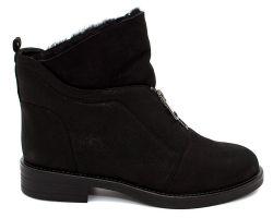 Зимние ботинки комфорт 7-779 - фото