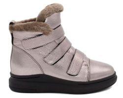 Зимние ботинки комфорт 3-447 - фото