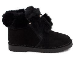 Зимние ботинки комфорт 8126 - фото