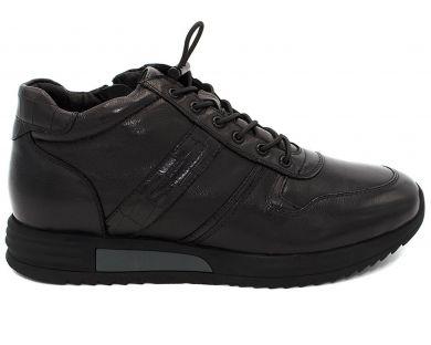 Зимові кросівки з хутром 8021-3 - фото
