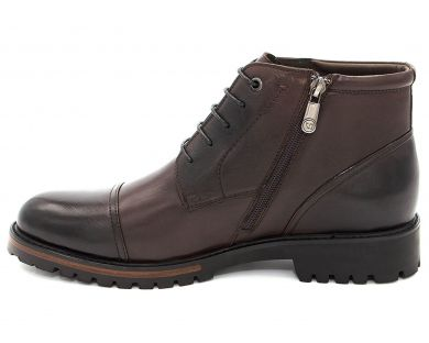 Ботинки классические на шнурках 608-5 - фото 11