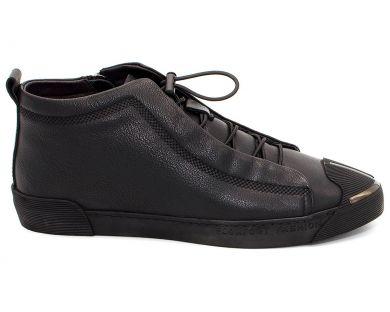 Ботинки спорт на меху 011-1 - фото