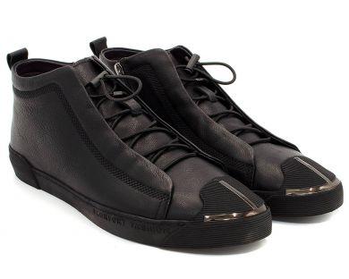 Спортивні черевики на хутрі 011-1 - фото