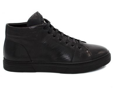 Ботинки комфорт на меху 9852 - фото 0