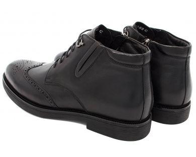 Ботинки комфорт на меху 9852 - фото 9