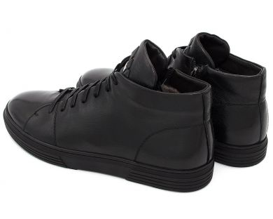 Ботинки комфорт на меху 9852 - фото 18