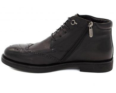 Ботинки комфорт на меху 9852 - фото 21