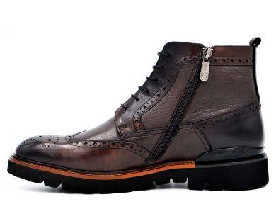 Ботинки оксфорды 807-2 - фото