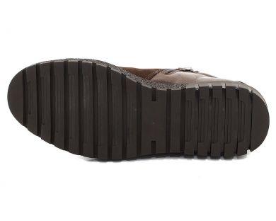 Черевики комфорт на хутрі 2095-11-11 - фото