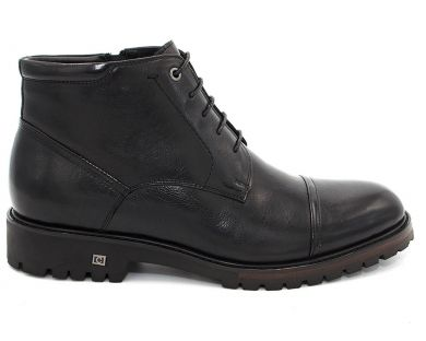 Ботинки классические на шнурках 608-5 - фото 25