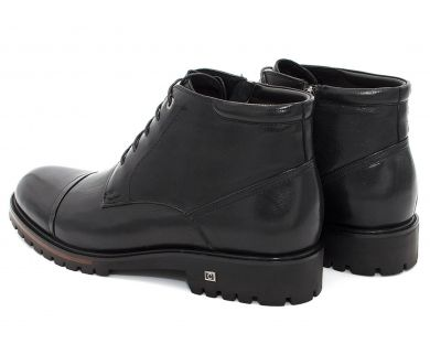 Ботинки классические на шнурках 608-5 - фото 34