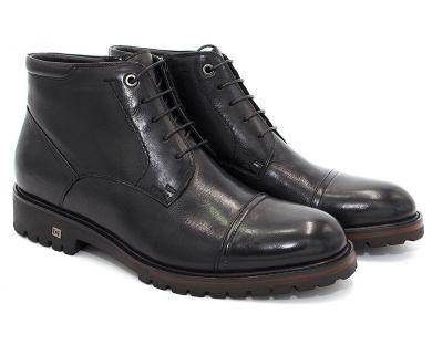 Ботинки классические на шнурках 608-5 - фото 43