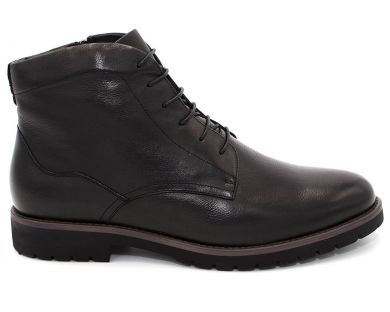 Повсякденні черевики на хутрі 716-3 - фото