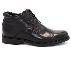 Ботинки классические на шнурках 678-87 - фото