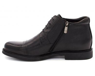 Ботинки классические на шнурках 678-87 - фото 1