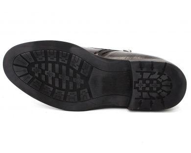Ботинки классические на шнурках 678-87 - фото 2