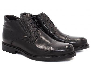 Ботинки классические на шнурках 678-87 - фото 3