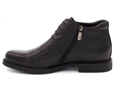 Ботинки классические на шнурках 678-87 - фото 6