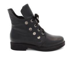 Зимние ботинки комфорт 9003 - фото
