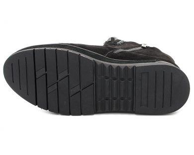 Ботинки на толстой подошве 02-1-10 - фото 17