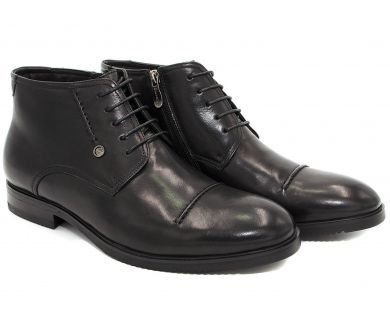 Ботинки классические на шнурках 707-05 - фото 3