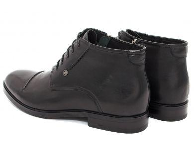 Ботинки классические на шнурках 707-05 - фото 4