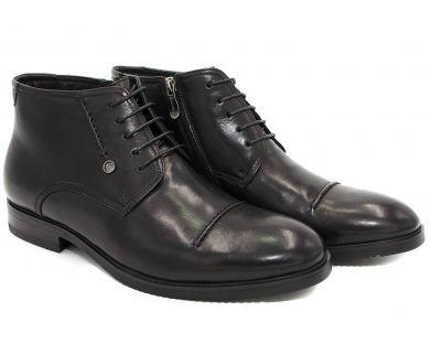 Ботинки классические на шнурках 707-05 - фото 8