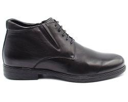 Ботинки классические на шнурках 2919-5 - фото