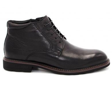 Ботинки классические на шнурках 616-60801 - фото