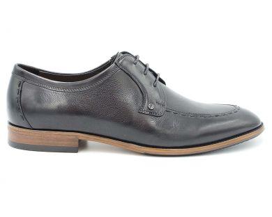Туфлі на шнурках класичні 1723-2 - фото