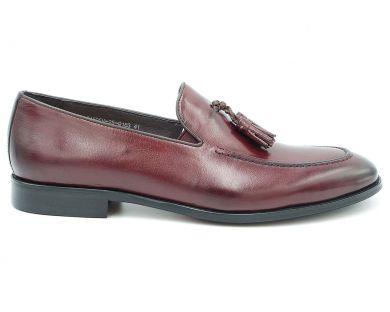 Туфли лоферы 21505-25 - фото