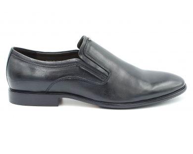 Туфли классические без шнурка 01-5 - фото