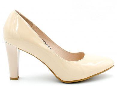 Туфли на каблуке 15-03 - фото
