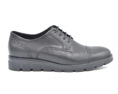 Туфли на низком ходу (комфорт) 8639-53 - фото 20