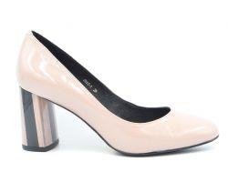 Туфли на каблуке 63-1 - фото