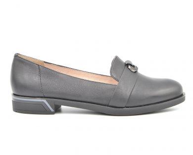 Туфли на низком ходу (комфорт) 58-1 - фото