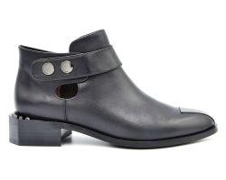 Ботинки с пряжками 980-4 - фото