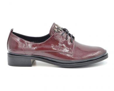 Туфли на низком ходу (комфорт) 409-1 - фото