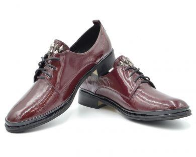Туфлі на низькому ходу 409-1 - фото
