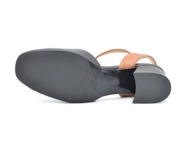 Босоножки на каблуке 145-28 - фото 12