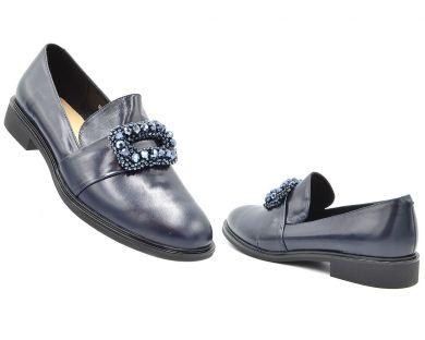 Туфли на низком ходу (комфорт) 01-2-12 - фото