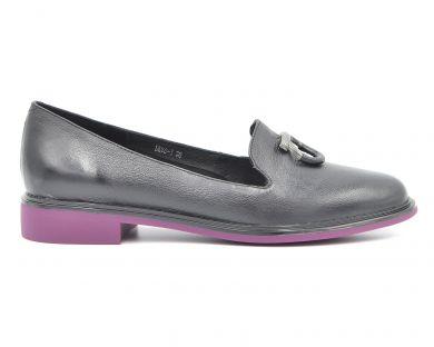 Туфлі на низькому ходу 66-1 - фото
