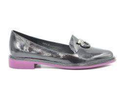 Туфли на низком ходу (комфорт) 66-2 - фото