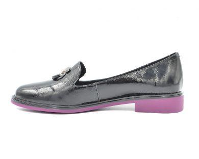 Туфлі на низькому ходу 66-2 - фото