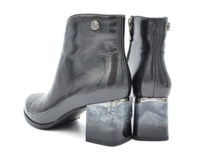 Ботинки на среднем каблуке 7721-1 - фото