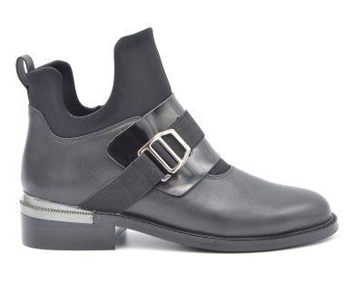Ботинки с пряжками 5212-17 - фото