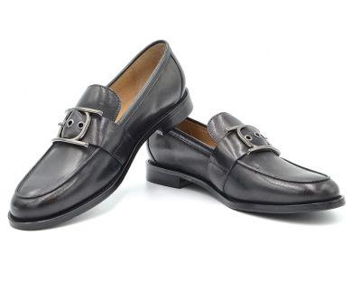 Туфлі на низькому ходу 821-37 - фото