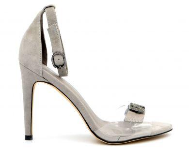 Босоножки на каблуке 2069-51 - фото